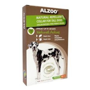 Alzoo Repellent Collar For Large Dogs