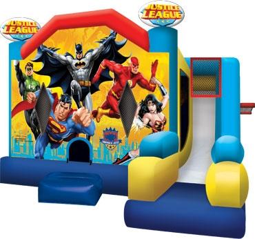 Justice League 5 & 1 Combo