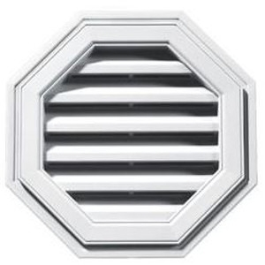 Octagon Gable Vents