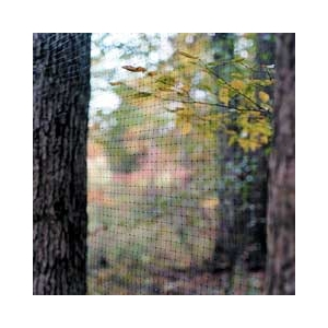 Tenax Deer Fence Black 7 Foot X 100 Foot