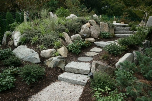 Pathways and Landscaping
