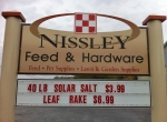 Welcome to Nissley Feed & Hardware