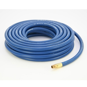 "PVC Air Tool Hose Assembly 3/8"" ID x 50 Ft"