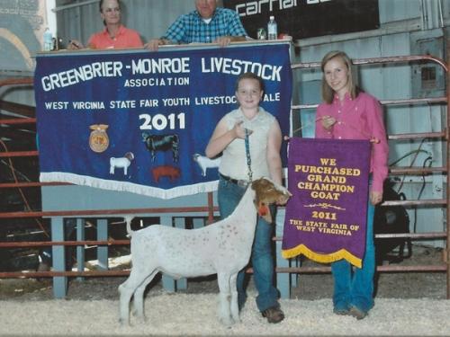 McKayla - 2011 State Fair