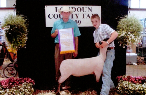Loudoun County Fair 2009