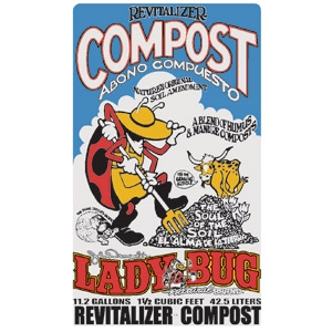 Revitalizer Compost by Lady Bug