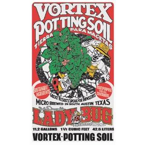 Vortex Potting Soil by Lady Bug