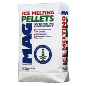 Magnesium Chloride Pellet Ice Melt