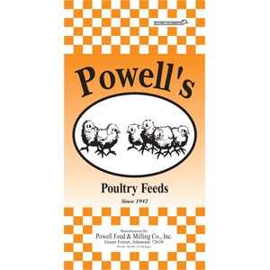 Powell's Egg Crumbles