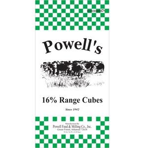 Powell's 16% Range Cubes