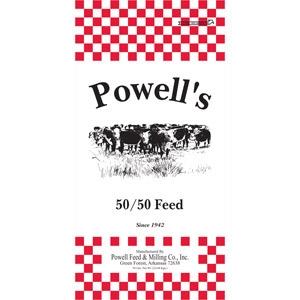 Powell's 50-50 Feed