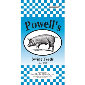 Powell's Hog Grower Finisher
