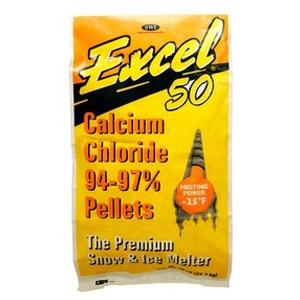 Excel™ 50 Calcium Chloride Snow & Ice Melt