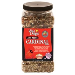 Wild Delight® Less Mess® Cardinal Food