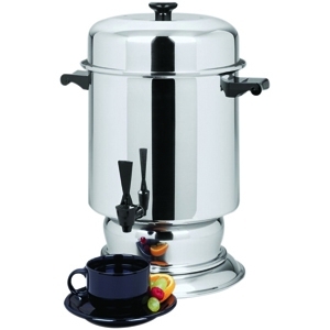 55 Cup Stainless Steel Coffee Maker