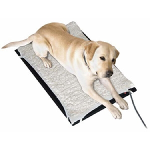 Allied Precision Plastic Heated Pet Mats