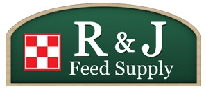 R & J Feed Supply Logo