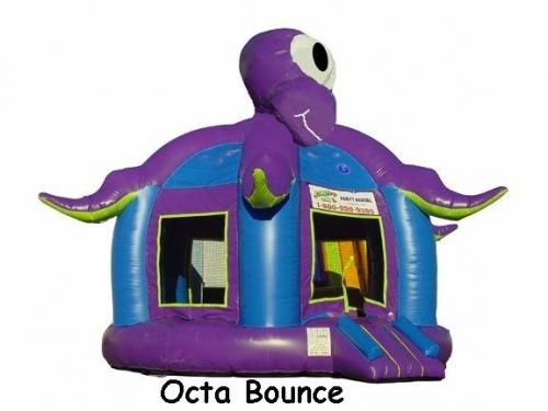 Octabounce Bounce House 15'