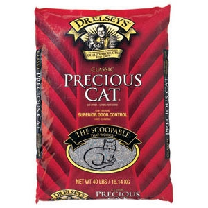 Dr. Elsey's Classic Precious Cat Scoopable Cat Litter