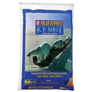 Qik Joe Polar Express Ice Melt