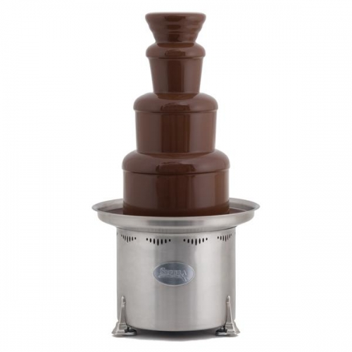 Sephra's 34 inch commercial chocolate fountain