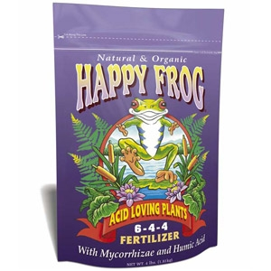 Happy Frog® Acid Loving Plants Organic Fertilizer (6-4-4)
