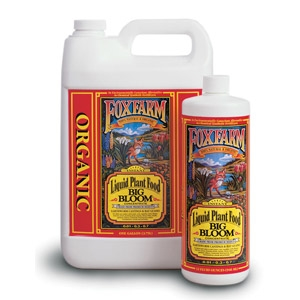Fox Farms Big Bloom Liquid Plant Food (0.01-0.3-0.7)