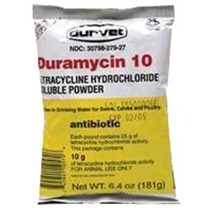Duramycin 10 Powder