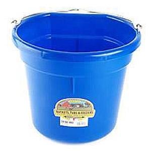 Flatback 20 Qt. bucket