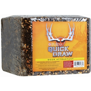 Quickdraw Deer Attractant Block