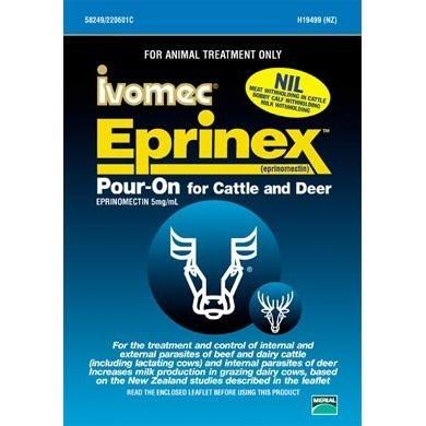 Ivomec Eprinex Parasite Control