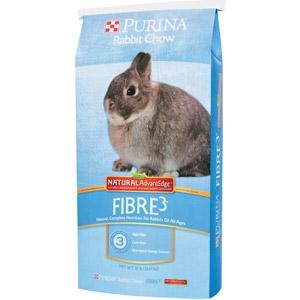 Rabbit Chow™ Fibre3®