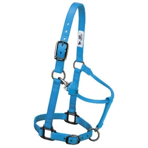 Weaver® Graphite Adjustable Nylon Halter