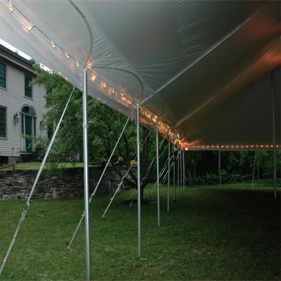 Tent - String Lighting