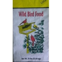 Feed Barn Ultra Mix Wild Bird 40 Pound Bag $19.87