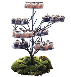 Cupcake Stand, Large Twig Party Tree