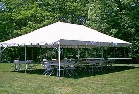 Anchor 20 x 30 frame tent