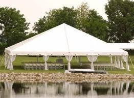 Anchor 40 x 80 frame tent