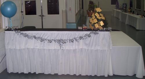 Tabletop Bar 8'