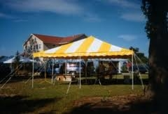 ANCHOR 20 X 20 ALL PURPOSE CANOPY TENT