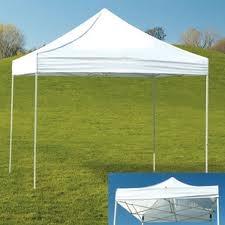 EZUP 10X10 Tent