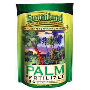 Sunniland Palm Fertilizer