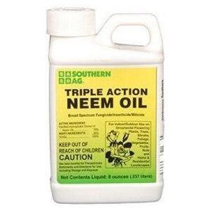 Triple-Action Neem Oil