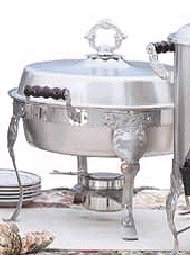 Chaffer 6 Qt Stainless