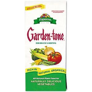 Espoma Garden-tone® 3-4-4