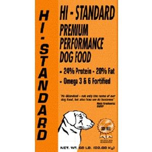 Hi Standard Dog Food