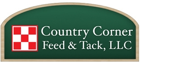 Country Corner Feed & Tack, LLC Logo