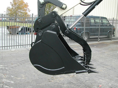 Bobcat Grapple Bucket