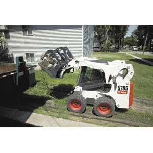 Bobcat Grapple Industrial Bucket Attachment