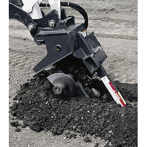 Trencher Mini Loader Attachment- 3 ft.